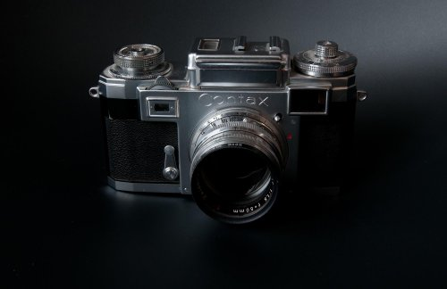 Zeiss Ikon Contax